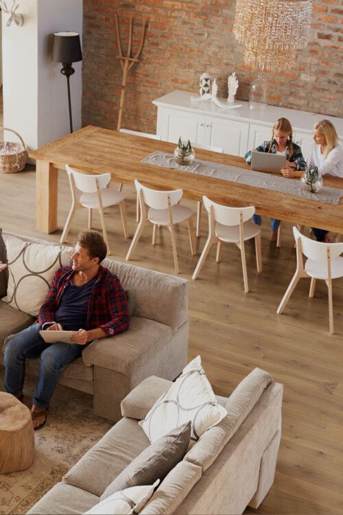San Ramon-Variante Collection-European Oak flooring-room